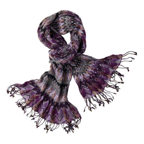 Prana IKAT Scarf Headwear - Purple