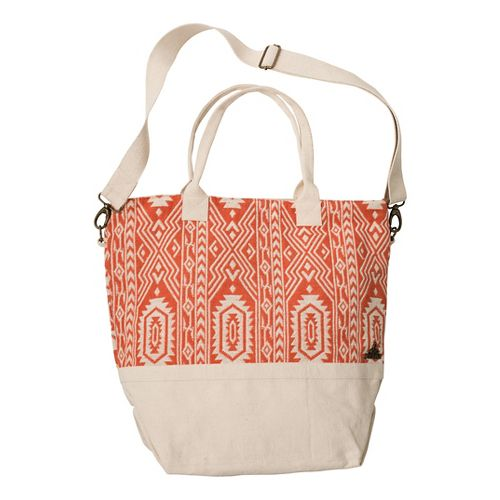 Prana Soleil Satchel Bags - Orange Leaf