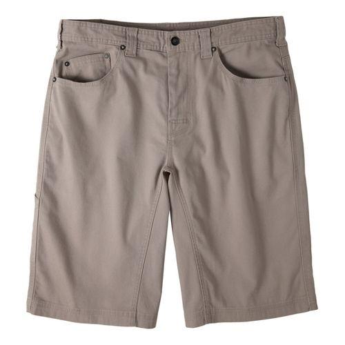 Mens Prana Bronson Unlined Shorts - Khaki 33
