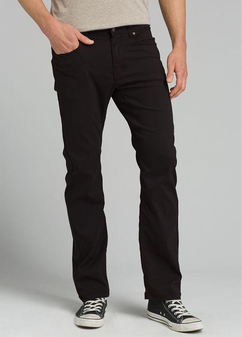 Mens prAna Brion Pants - Black 40-S
