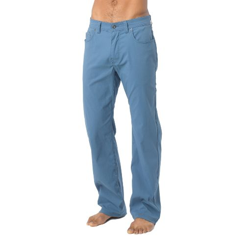 Mens Prana Brion Full Length Pants - Blue Jean 30