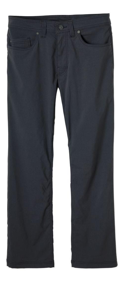 Mens prAna Brion Pants - Charcoal 28