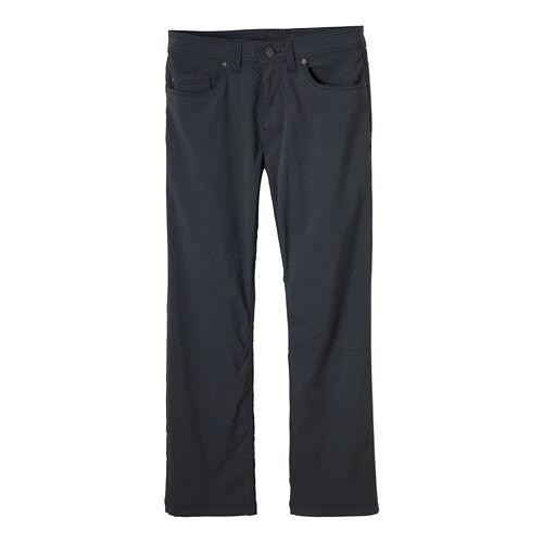Mens Prana Brion Full Length Pants - Charcoal 36S