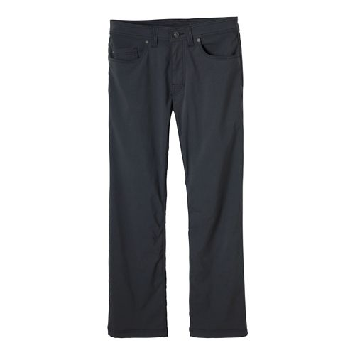 Mens Prana Brion Full Length Pants - Charcoal 40T