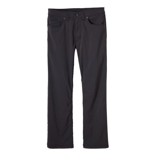 Mens Prana Brion Full Length Pants - Brick 28-S