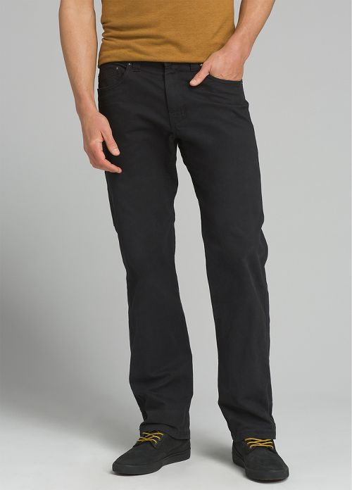 Mens prAna Bronson Pants - Black 28
