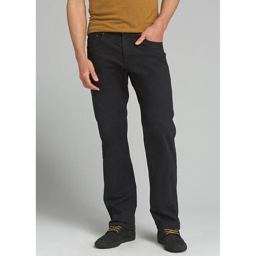 Mens prAna Bronson Pants - Black 30-S