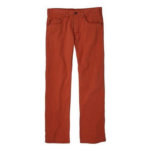 Mens prAna Bronson Pants - Henna 30-T