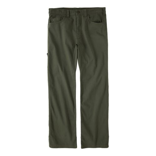 Mens Prana Bronson Full Length Pants - Cargo Green 28