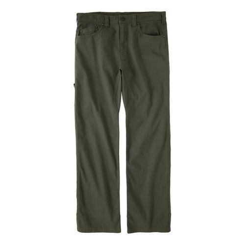 Mens Prana Bronson Full Length Pants - Cargo Green 33T