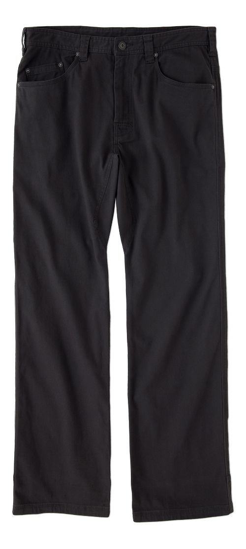 Mens prAna Bronson Pants - Charcoal 30
