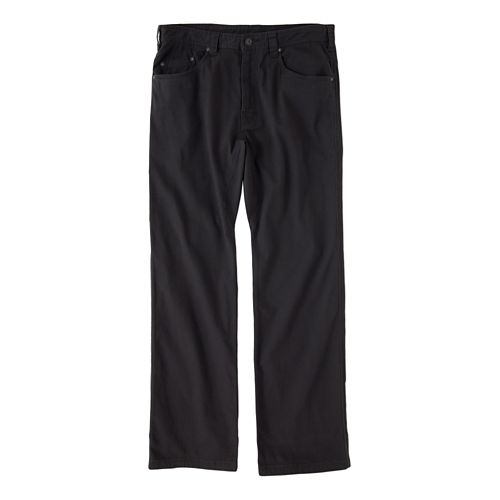 Mens Prana Bronson Full Length Pants - Charcoal 36T