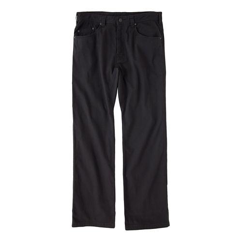 Mens Prana Bronson Full Length Pants - Charcoal 38T