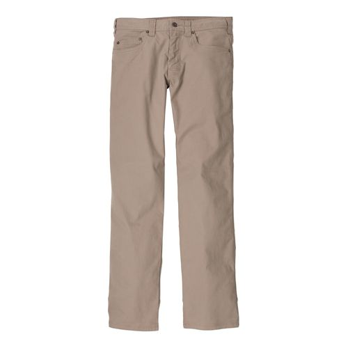 Mens Prana Bronson Full Length Pants - Dark Khaki 31S
