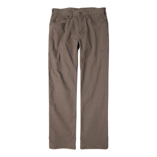 Mens prAna Bronson Pants - Mud 28-T