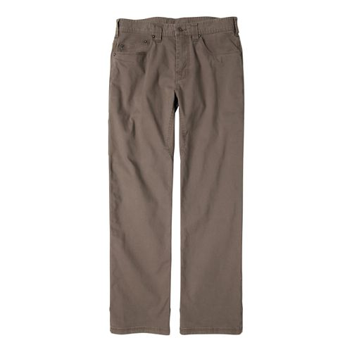 Mens Prana Bronson Full Length Pants - Mud 32S