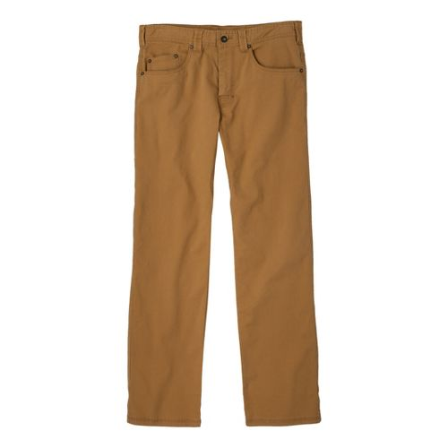 Mens Prana Bronson Full Length Pants - Rustic Bronze 31S