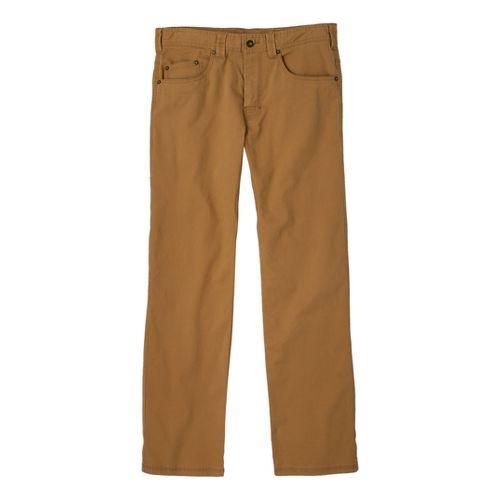 Mens Prana Bronson Full Length Pants - Rustic Bronze 33T