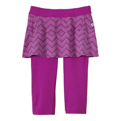 Womens Prana Darci Skirted Knicker Skort Fitness Skirts - Vivid Viola XS