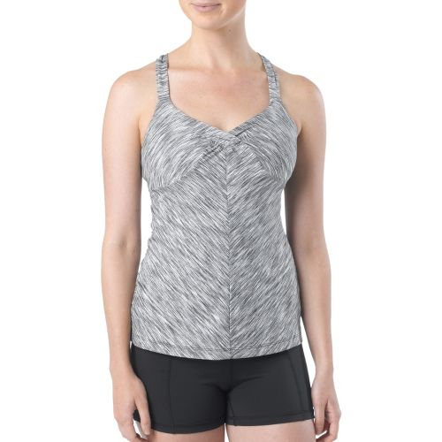 Womens Prana Solstice Top Sports Bras - Opal L
