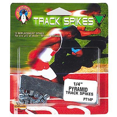 "Penguin USA Track Spikes 1/4"" Pyramid Fitness Equipment"