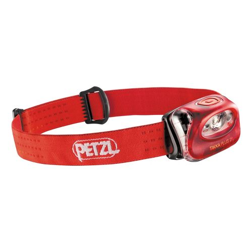 Petzl Tikka Plus 2 Safety - Red