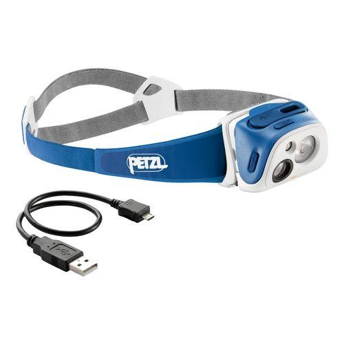 Petzl Tikka R+ Headlamp Safety - Blue