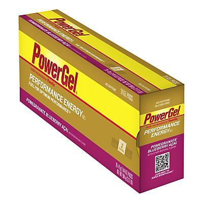 Powerbar Power Gel 24 pack Nutrition
