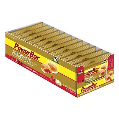 PowerBar Performance Energy Gel Blasts 12 pack Chews Nutrition