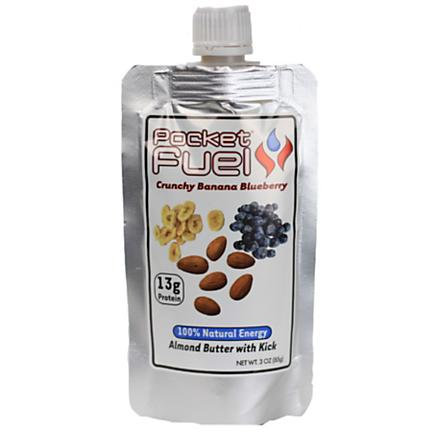 PocketFuel Nut-Butter 6 pk Nutrition