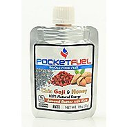 PocketFuel Nut-Butter 1.8 ounce 10 pack Nutrition