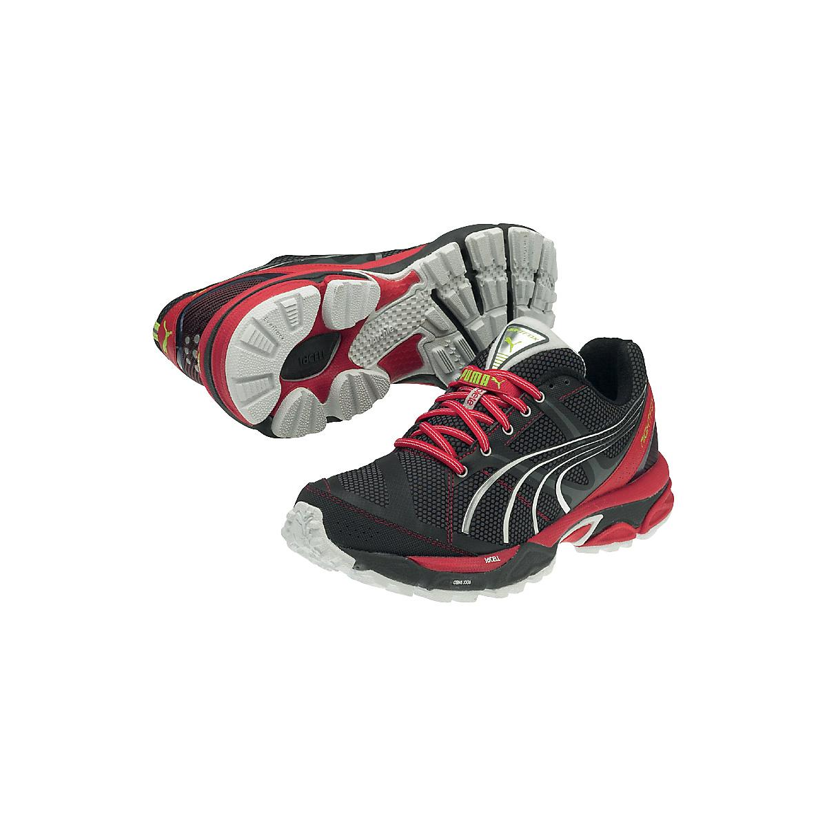 Mens PUMA Complete Nightfox TR Trail Running Shoe at Road ...