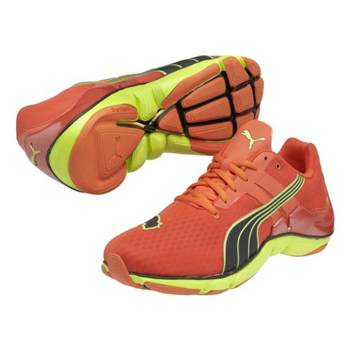 Mens Puma Mobium Elite v2 Running Shoe - Cherry Tomato 11.5