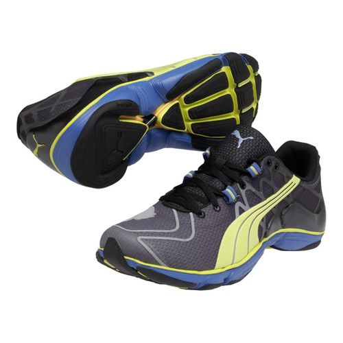 Mens Puma Mobium Elite v2 Running Shoe - Tradewinds/Black 9.5