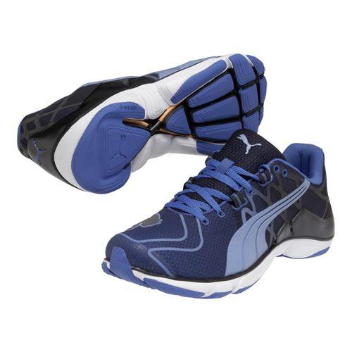 Mens Puma Mobium Elite v2 Running Shoe - Victoria Blue/Black 11.5