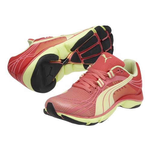 Womens Puma Mobium Elite v2 Running Shoe - Calypso Coral 8