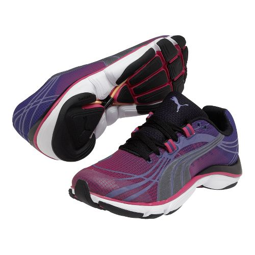 Womens Puma Mobium Elite v2 Running Shoe - Purple 10.5
