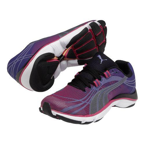 Womens Puma Mobium Elite v2 Running Shoe - Purple 8.5