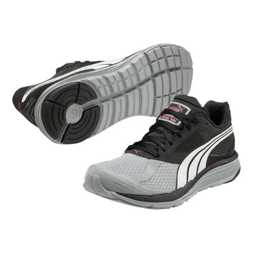 Mens Puma Faas 700 v2 Running Shoe - Tradewinds/Black 10