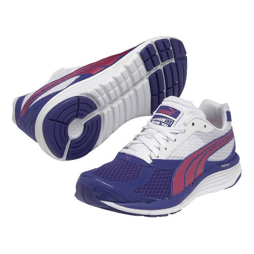 Womens Puma Faas 700 v2 Running Shoe - Spectrum Blue/White 11.5