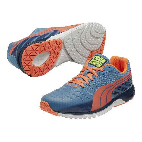Mens Puma Faas 300 v3 Running Shoe - Blue 9.5