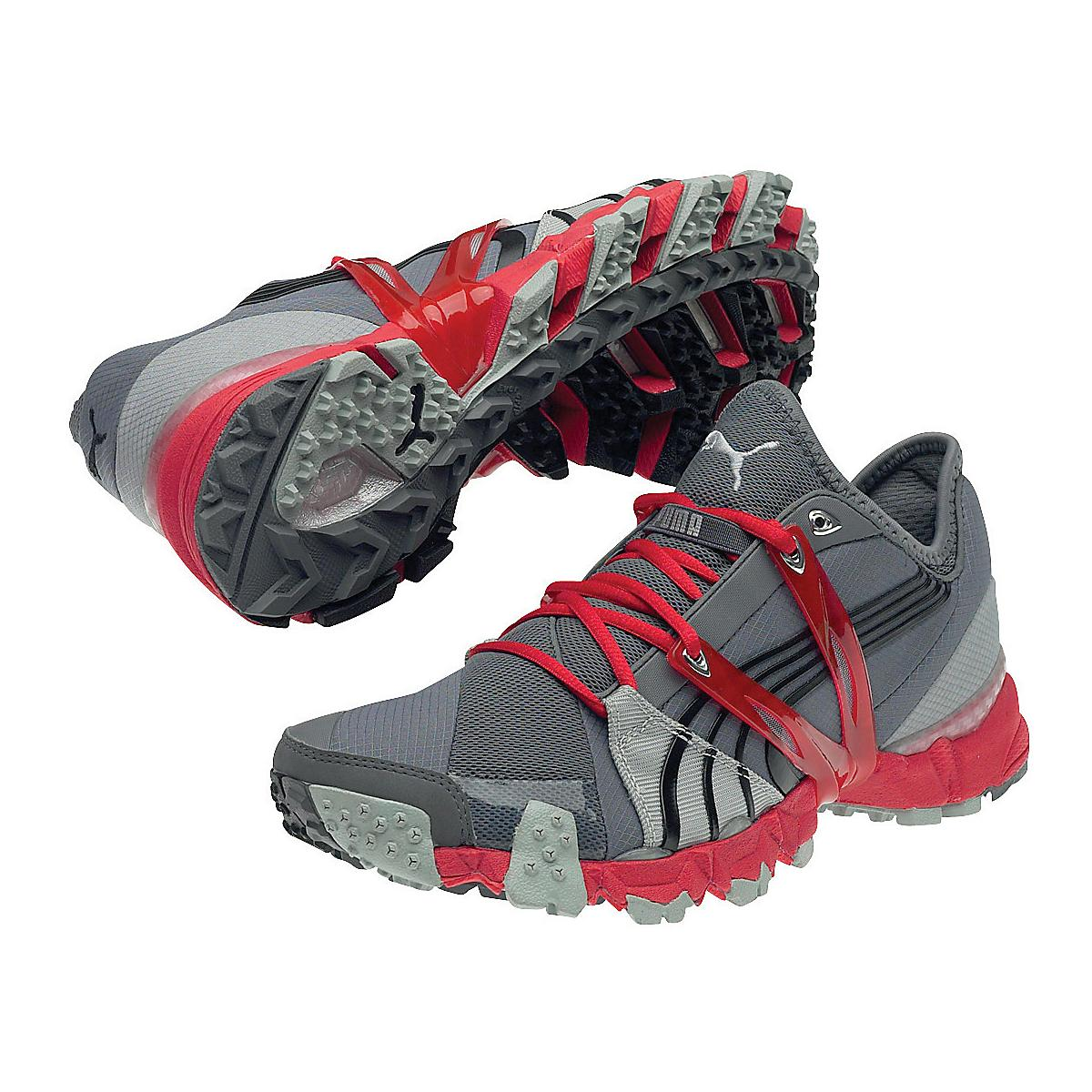 Mens PUMA Complete Trailfox III Trail Running Shoe at Road ...