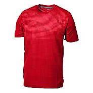 Mens Puma Training Graphic Tee Short Sleeve Technical Tops