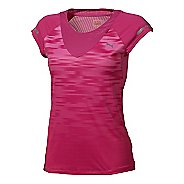 Womens Puma Graphic Tee Tanks Technical Tops