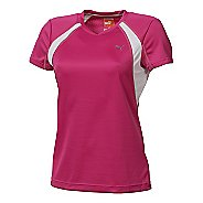 Womens Puma Tee Short Sleeve Technical Tops