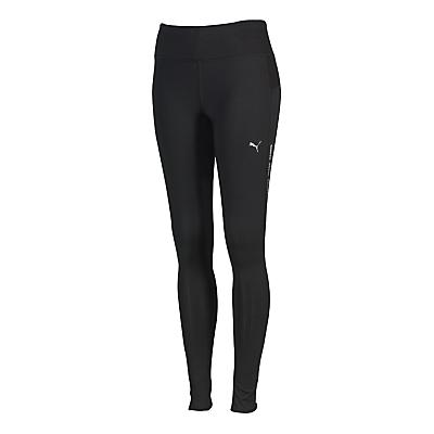 Womens Puma Long Fitted Tights