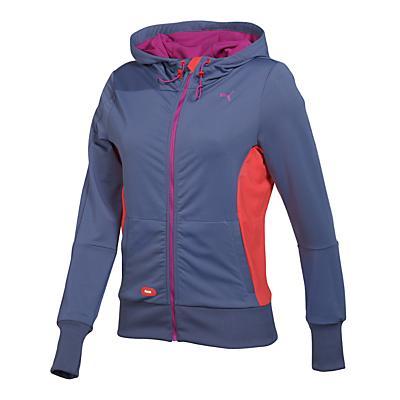 Womens Puma FAAS HOODED JACKET Running Jackets