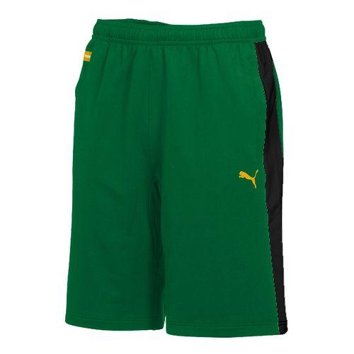 Mens-Puma-FAAS-Athletic-Running-Shorts-Amazon-Print-Black