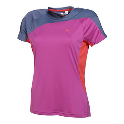 Womens Puma FAAS SS TEE Short Sleeve Technical Tops