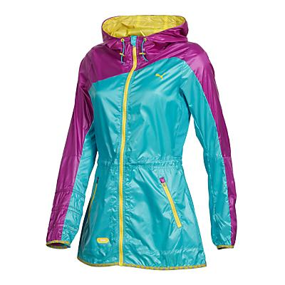 Womens Puma Faas Wind Jacket Running Jackets